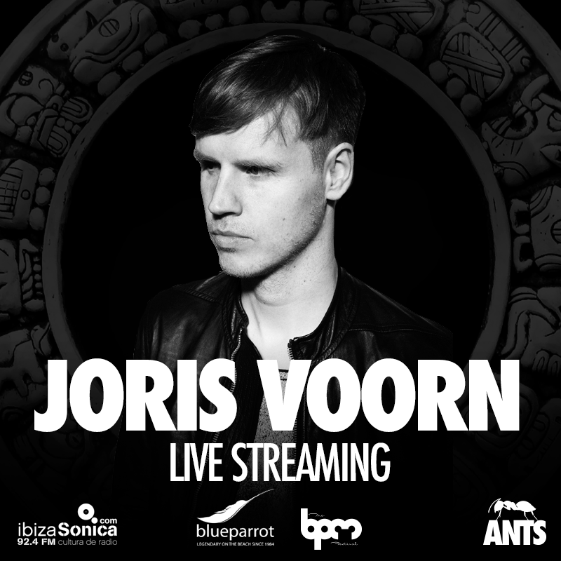 Joris Voorn - live at ANTS, Blue Parrot (THE BPM 2017, Mexico) - 07-Jan-2017