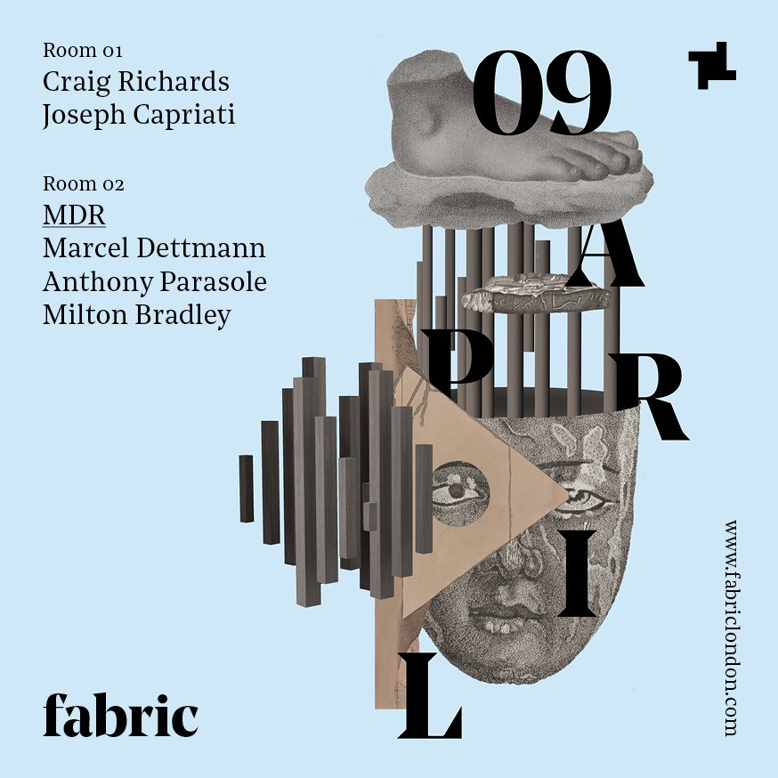 download → Joseph Capriati - Live at Fabric (London) - 09-Apr-2016