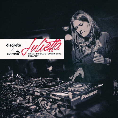 download → Julietta - Live at Disqrate, Corvin Club (Budapest) - 08-Oct-2016
