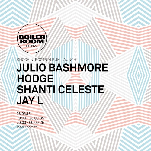 download → Julio Bashmore - live at Boiler Room Bristol (Knokin' Boots Album Launch) - 06-Aug-2015