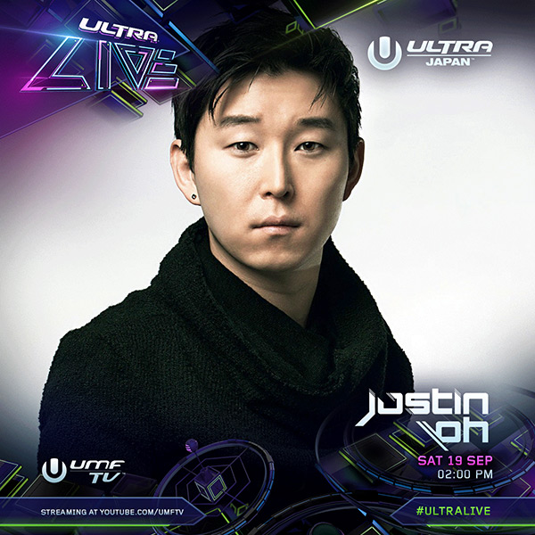 download → Justin Oh - live at Ultra Music Festival 2015 Japan (Main Stage) - 19-Sep-2015
