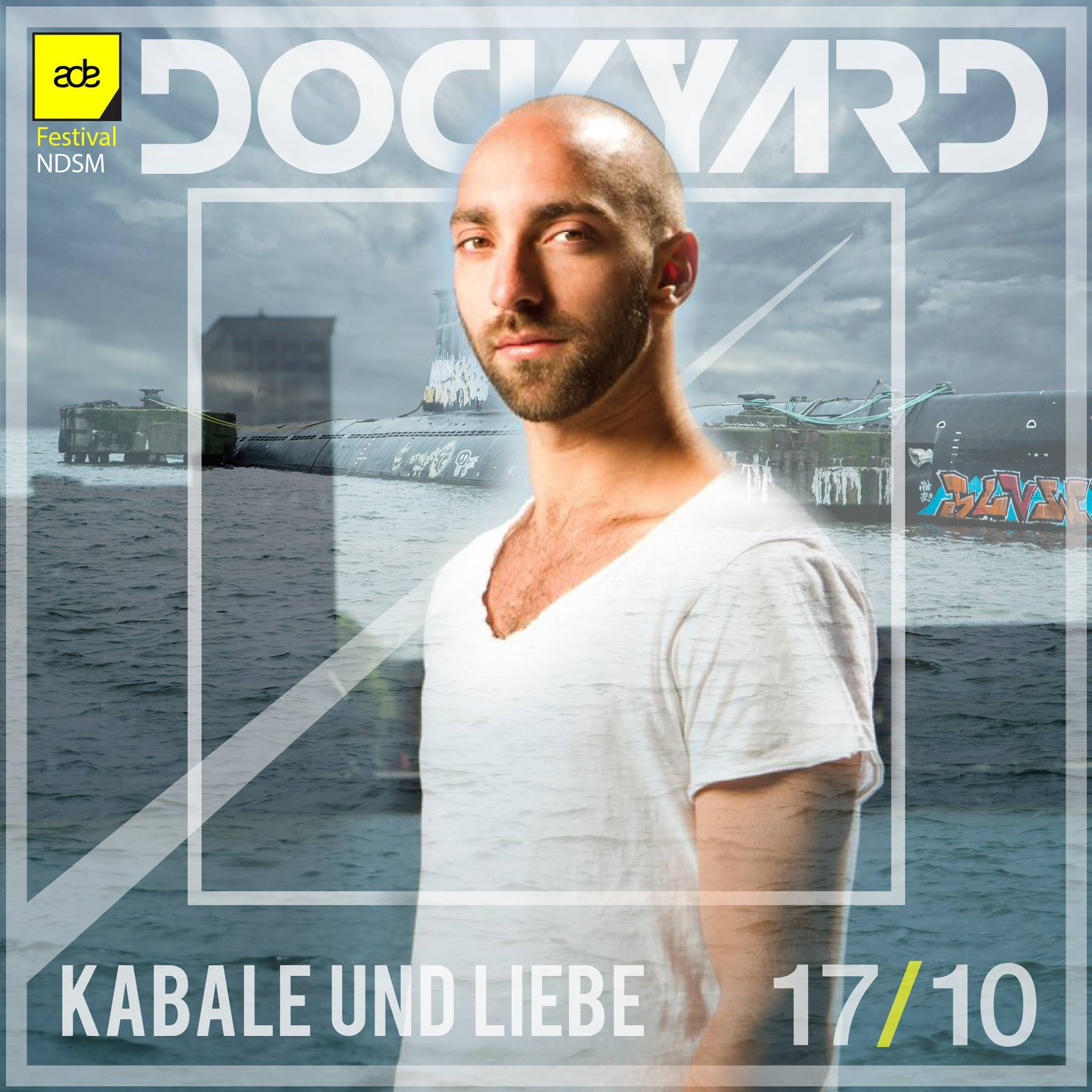 download → Kabale Und Liebe - live at Dockyard Festival, FACT Stage, NDSM Docklands, ADE 2015 - 17-Oct-2015