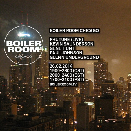 download → Kevin Saunderson - Boiler Room CHICAGO DJ Set - March 2014