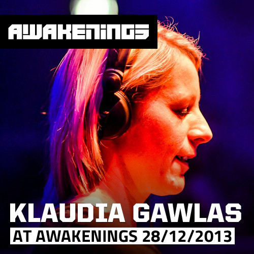 download → Klaudia Gawlas - Awakenings Female Hard Techno Special - 28-Dec-2013
