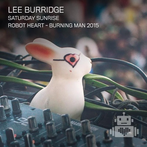download → Lee Burridge - Live at Robot Heart, Burning Man (Nevada, USA) - 05-Sep-2015