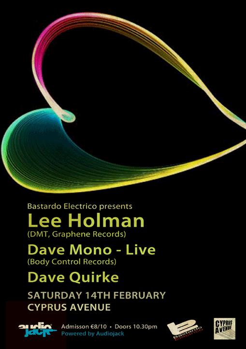 download → Lee Holman - Live at Bastardo Electrico (Cork, Ireland) - 14-Feb-2015