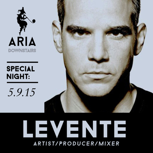 download → Levente - Live at Aria, Tel Aviv - 05-Sep-2015