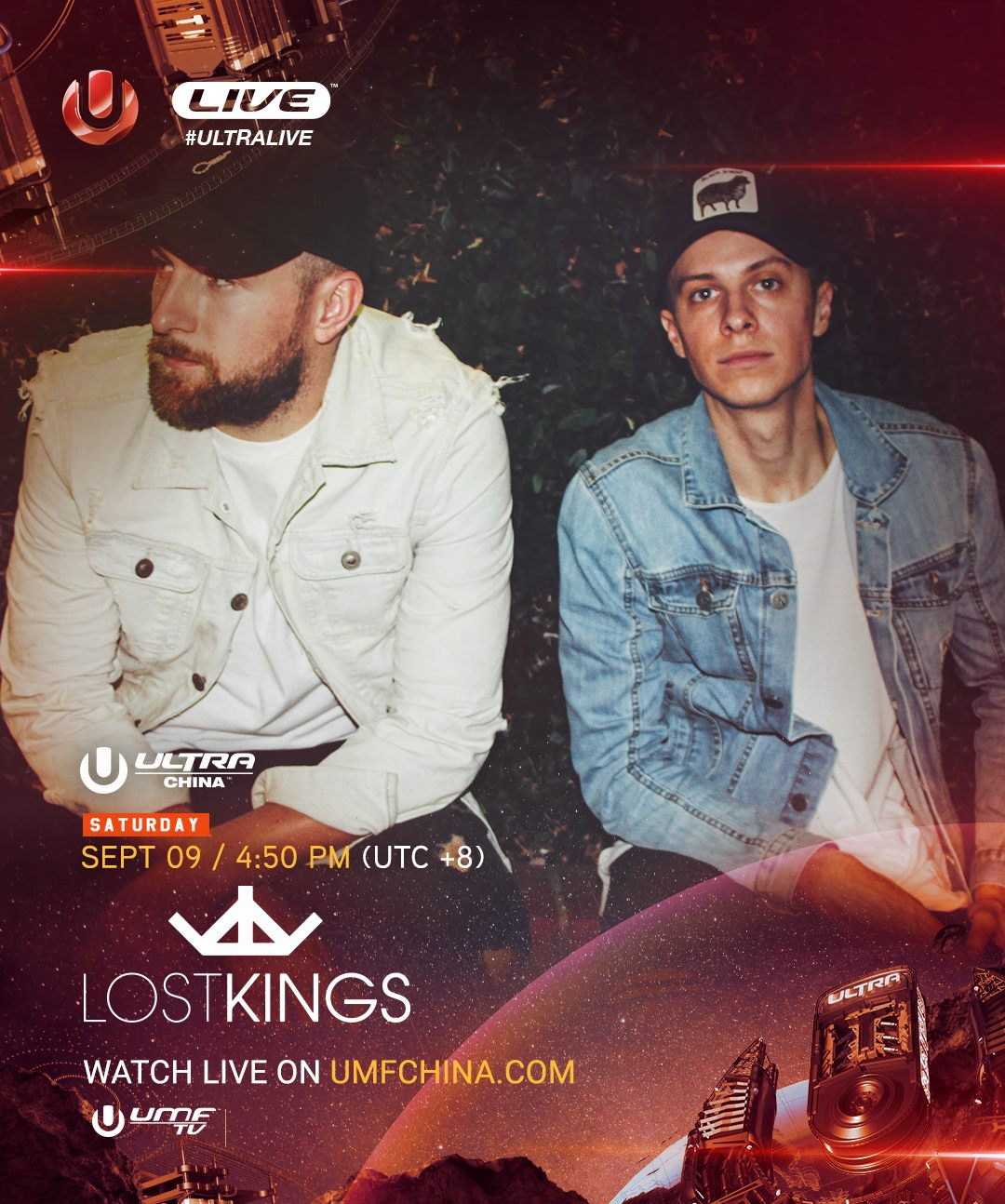 download → Lost Kings - live at Ultra Music Festival 2017 (China) - 09-Sep-2017