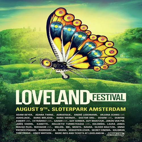download → Solomun - Live At Loveland Festival, Sloterpark (Amsterdam) - 09-Aug-2014