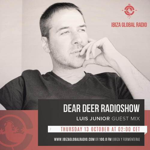 download → Luis Junior - Dear Deer Radioshow 030 - 30-Oct-2016