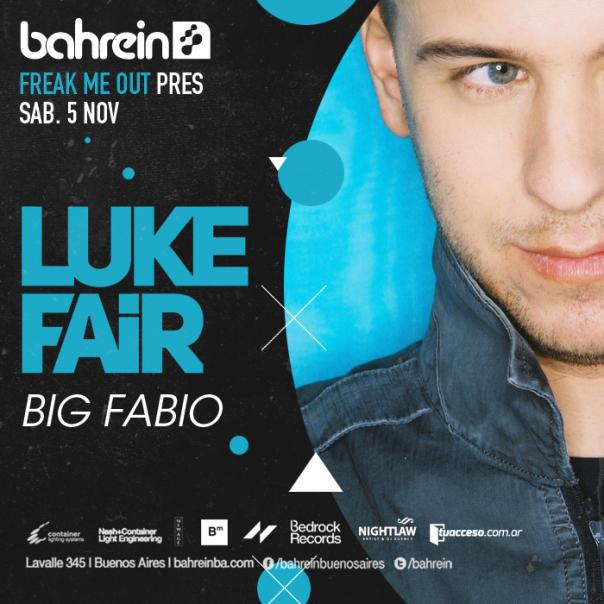 download → Luke Fair - live at Freak Me Out (Bahrein, Buenos Aires) - 05-Nov-2016