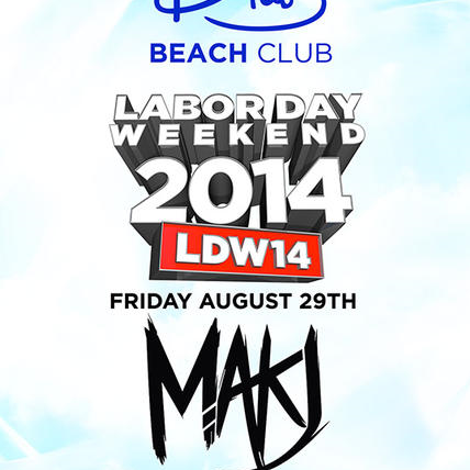 download → MAKJ - live at Drais Beach Club, Las Vegas - 29-Aug-2014