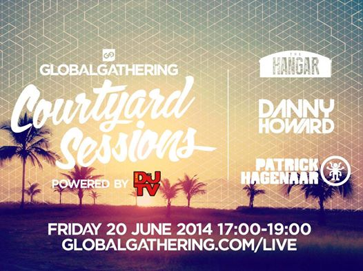 download → Gotsome - Global Gathering Courtyard Sessions, DJ Mag TV HQ - HD Video - 11-Jun-2014