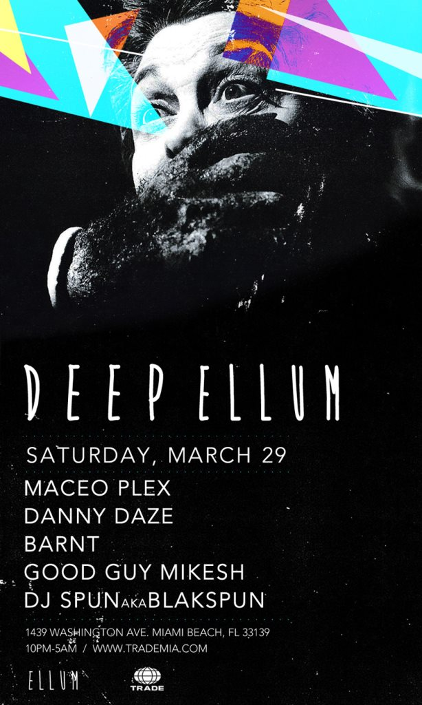 download → Maceo Plex B2B Danny Daze - Deep Ellum, Trade (WMC 2014, Miami) - 720p HD - 29-Mar-2014