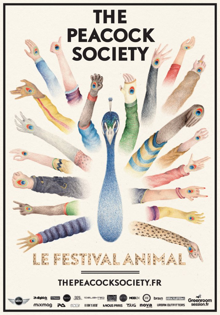 download → livesets from The Peacock Society 2016 (Paris) - 15-Jun-2016