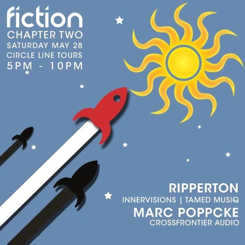 download → Marc Poppcke - live at Fiction Retro Future Cruise (New York City) - 28-May-2016