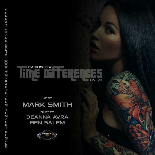 download → Mark Smith, Deanna Avra, Ben Salem - Time Differences 173 on TM Radio - 23-Aug-2015