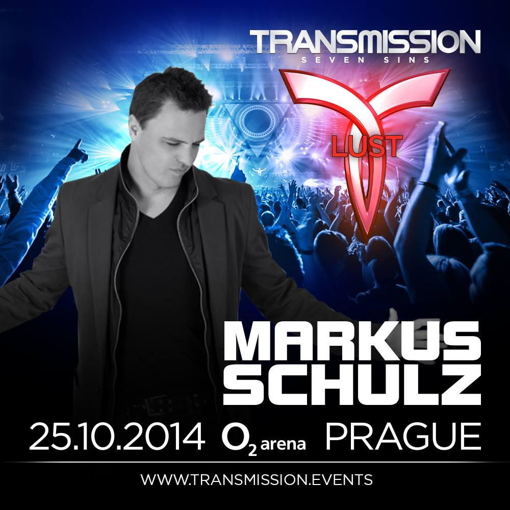 download → Markus Schulz - Live at Transmission Seven Sins, Prague - 25-Oct-2014