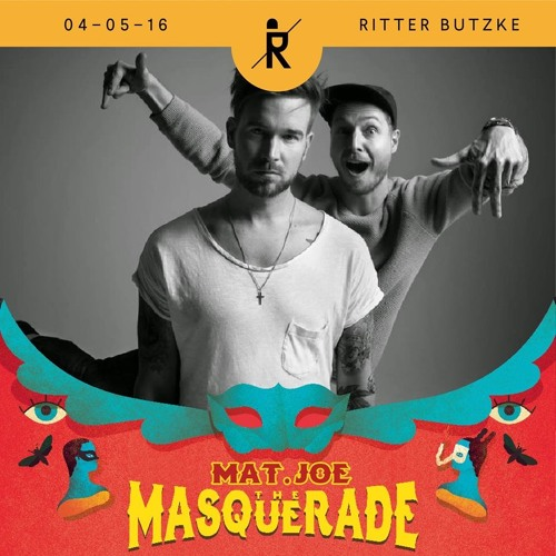 download → Mat.Joe - live at Claptone presents The Masquerade (Ritter Butzke, Berlin) - 04-May-2016