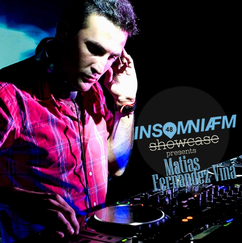 download → Matias Fernandez Vina - InsomniaFM Showcase 048 on TM Radio - 07-Aug-2015