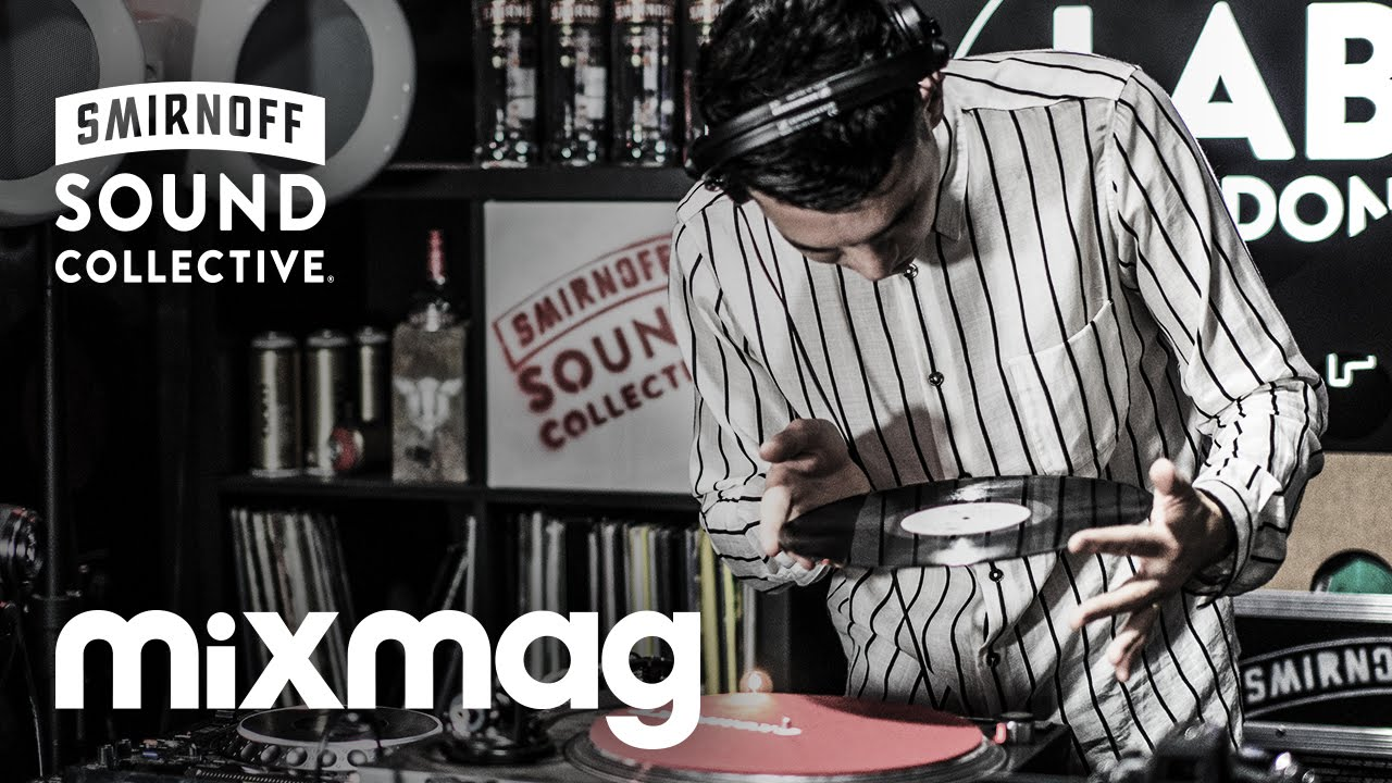 download → Matthew Dear - live at Mixmag DJ Lab (Smirnoffhouse) - September 2015