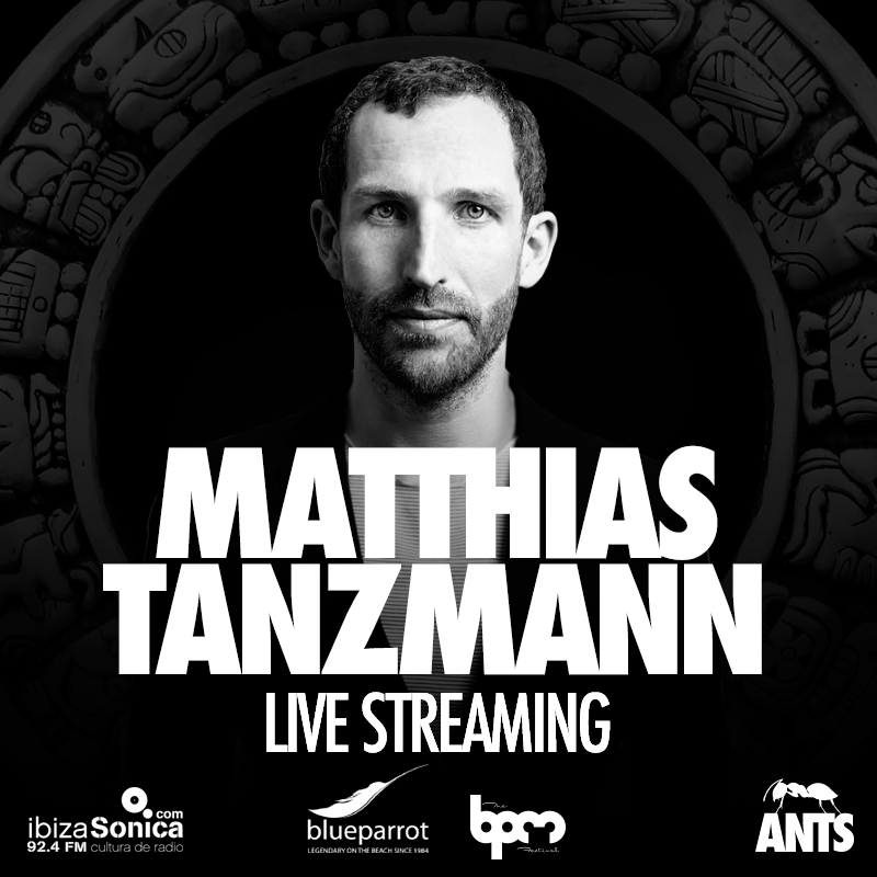 download → Matthias Tanzmann - live at ANTS, Blue Parrot (THE BPM 2017, Mexico) - 07-Jan-2017
