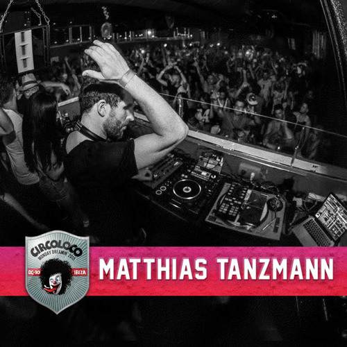 download → Matthias Tanzmann - live at Circoloco (Terrace), DC10, Ibiza - 17-Aug-2015