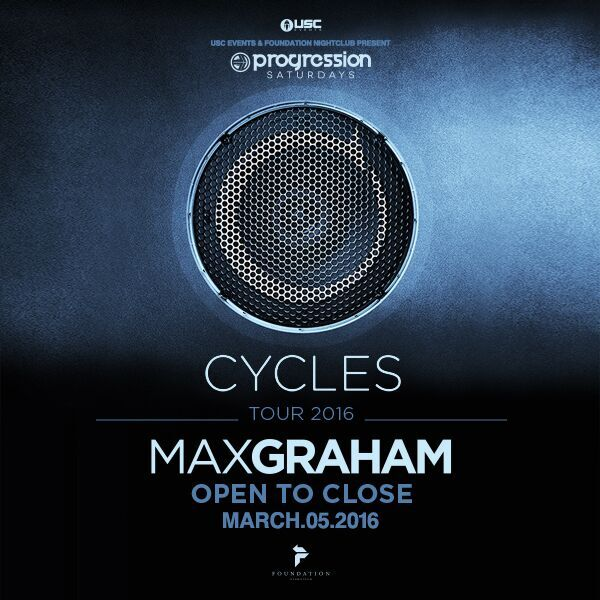 download → Max Graham - Live at Foundation Night Club (Seattle) - 05-Mar-2016
