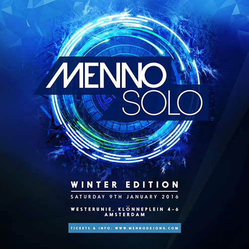 download → Menno de Jong - Live @ Menno Solo Winter Edition, Amsterdam - 09-Jan-2016