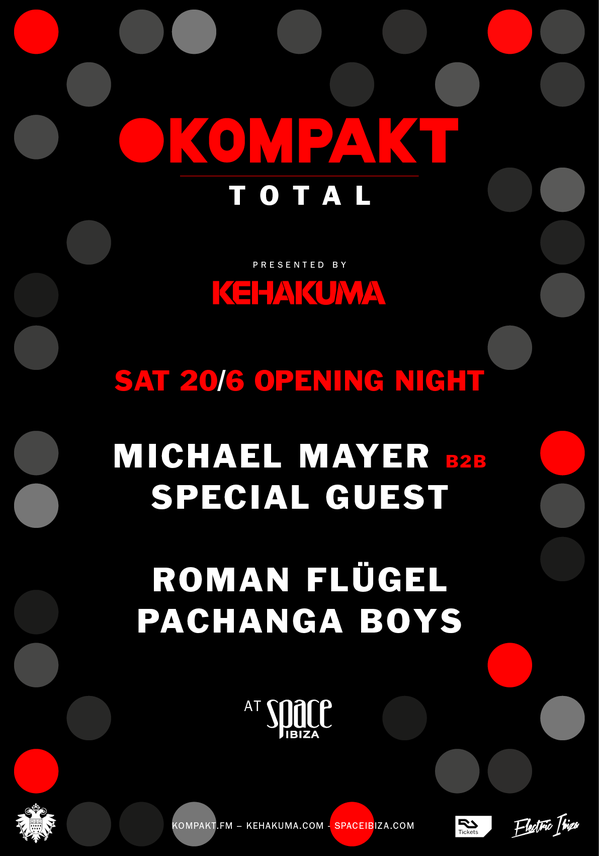 download → Michael Mayer - live at Kehakuma, Space, Ibiza - 20-Jun-2015
