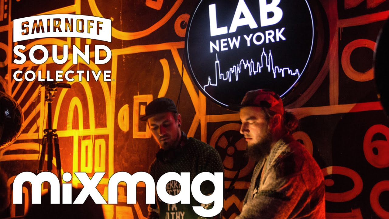 download → Monkey Safari - live at The Mixmag Lab NYC (Time Warp takeover) - 19-Nov-2015