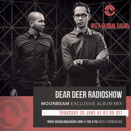 download → Moonbeam - Dear Deer Radioshow 015 - June 2016