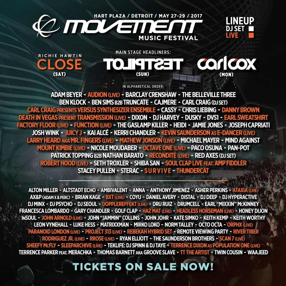 download → Ambivalent - live at Movement 2017 (Detroit) - May 2017
