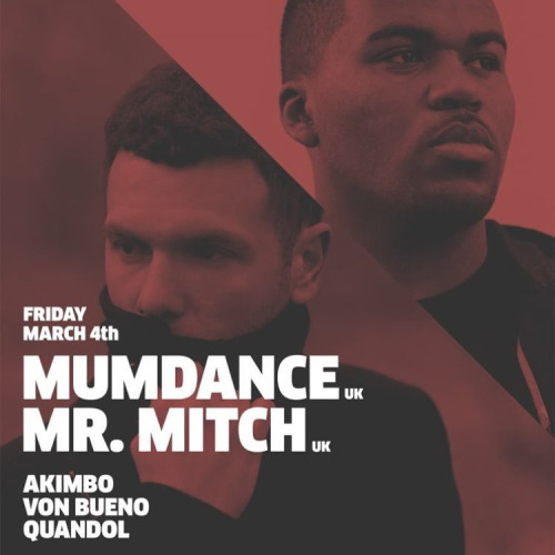 download → Mumdance - live in Seoul - 04-Mar-2016