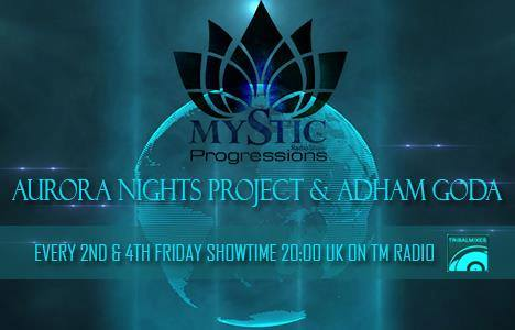 download → Aurora Nights Project & CJ Art - Mystic Progressions 015 on TM RADIO - 11-Apr-2014