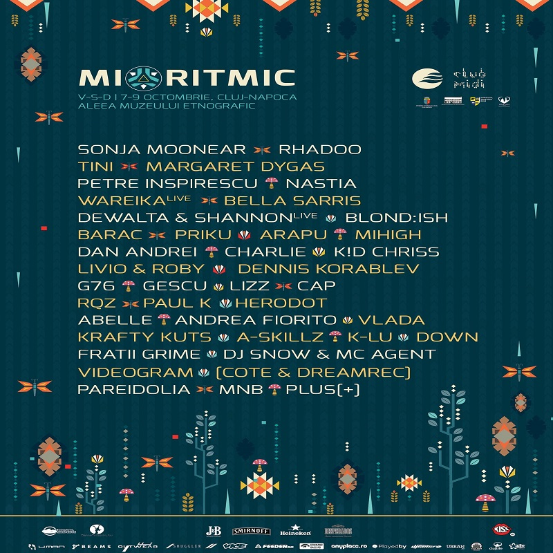 download → Nastia - live at Mioritmic Festival (Cluj-Napoca, Romania) - October 2016