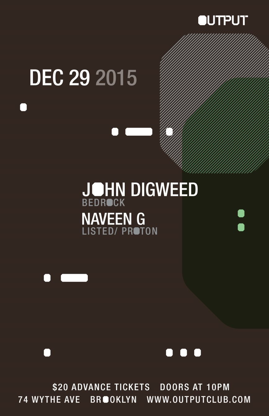 download → Naveen G - Live at Output (New York) - 01-Apr-2016