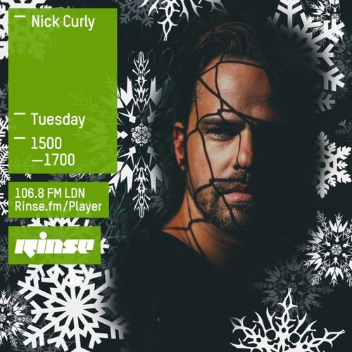 download → Nick Curly - Rinse FM Podcast - 29-Dec-2015