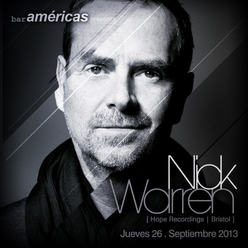 download → Nick Warren - Live @ Bar Americas (Mexico) - 26-Sep-2013