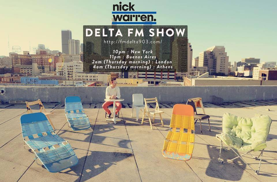 download → Nick Warren - Delta Sessions, Miami Special (Delta FM 90.3) - 19-Mar-2014