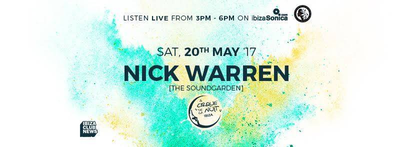 download → Nick Warren - live at Cirque De La Nuit Boat Party (Ibiza) - 20-May-2017