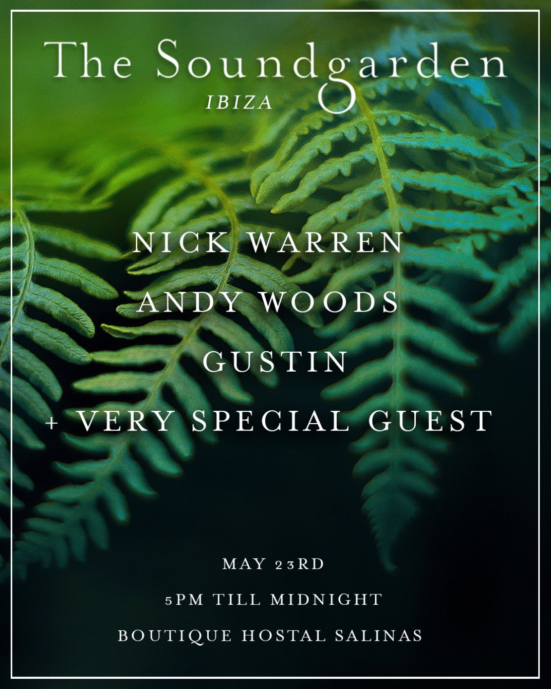download → Nick Warren - live at The Soundgarden Ibiza 2017 (Las Salinas, Ibiza) - 23-May-2017