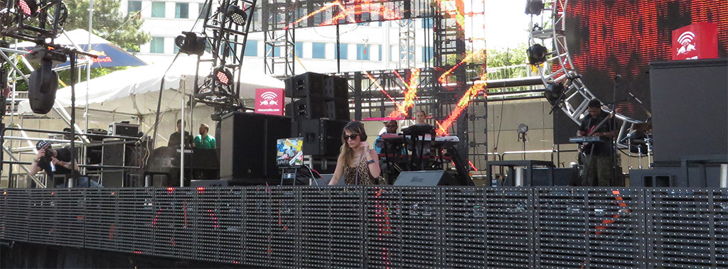 download → Nightwave - live at Movement Festival 2014, RBMA Stage, Detroit - 25-May-2014