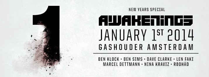 download → Nina Kraviz - live at Awakenings New Years Special, Gashouder, Amsterdam - 01-Jan-2014