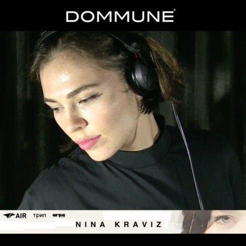 download → Nina Kraviz - Live at Dommune (Tokyo, Japan) [short version] - 07-Dec-2015