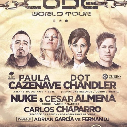 download → Nuke - live at Code World Tour (Caceres, Spain) - 24-Mar-2016
