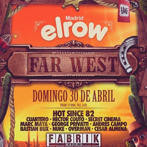 download → Nuke - live at ElRow Far West (Fabrik) - 30-Apr-2017