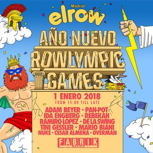 download → Nuke - live at ElRow NYD Celebration - 01-Jan-2018