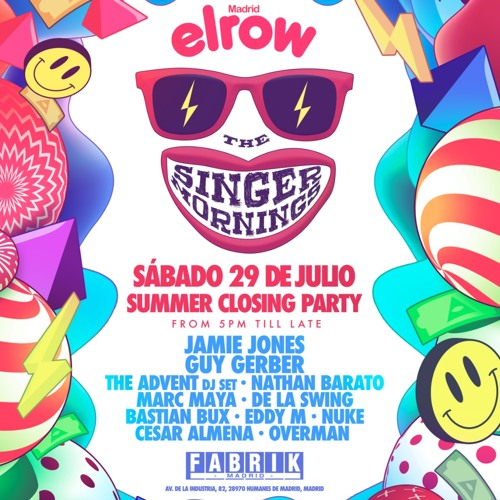 download → Nuke - live at ElRow Singermorning Festival (Fabrik) - 29-Jul-2017