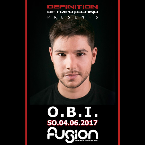 download → O.B.I. - live at Definition Of Hard Techno (Fusion Club, Germany) - 04-Jun-2017
